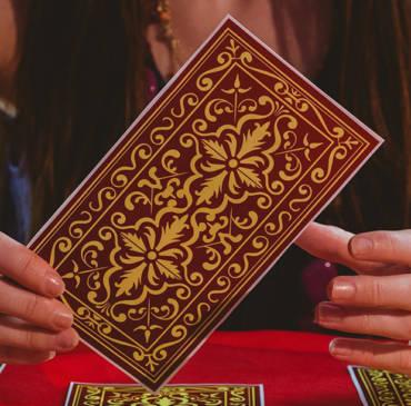 Lettura carte oracolari